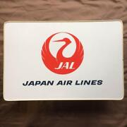 Jal Original Small Table Not Sold In Stores Rare From Japan Free Shipping