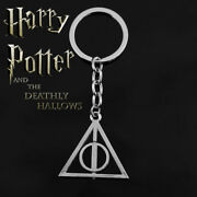 Harry Potter Deathly Hallows Keychain Wizarding World Crimes Of Grindelwald