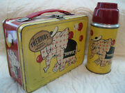 Vintage Rare Metal Lunchbox Collection Largest Offered In The World Toppie