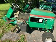 Ransomes Mower 723d Frontline Commercial Parts Machine