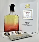 Creed Original Santal 100ml New English Version Authentic And Fast Shipping