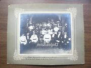 Russian Imperial Fire Department Photo Fellin 1913 Medals Orders Badges Rare