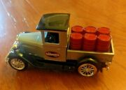 Die Cast Truck Secret Coin Bank – Old Delivery Truck – Wls Craftsman Tools
