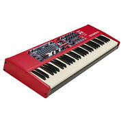Nord 61 Note Electro 6d 61 Key Semi-weighted Action With Nine Physical Drawbars