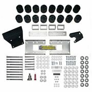 Performance Accessories Pa60203 3 Body Lift Kit For 2009-2017 Dodge Ram 1500