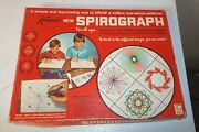 Vintage 1967 Kenner's Spirograph W/pens And Instructions Set In Original Box