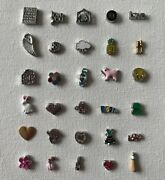 Floating Charms For Living Memory Charm Lockets