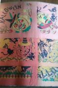 Vintage Paper Napkin Collection Halloween Christmas Valentine's And More