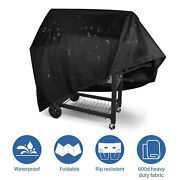 360anddeg 4-proof Water/snow/wind/dustproof Bbq Grill Cover 4/5/6 Burner Protector