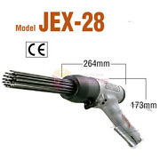 Pneumatic Jet Chisels Air Needle Scaler Derusting Gun Rust Removing Jex-24/28