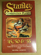 Stanley Combination Planes 45 50 And 55