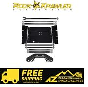 Rock Krawler X Factor Long Arm Upgrade Kit For And03904-and03906 Jeep Wrangler Lj