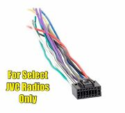Car Stereo Radio Replacement Wire Harness Plug For Select Jvc Aftermarket Radios