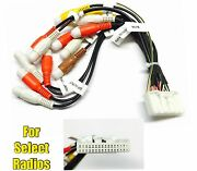 Car Stereo Radio Replacement Wire Harness Plug For Select Pioneer 32 Pin Radios