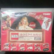 Cocacola Tomica Lottery Art Collection Brand New In Box From Japan Super Rare