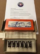 Lionel Archives Ho Scale 0962 Non-illuminated Track Bumpers Production Sample