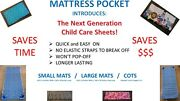Wonand039t Pop Off Daycare Sheets For Large Cot No Elastic Straps Gender Mixed Prints