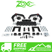 Zone Offroad 3.5 Combo 2 Lift Kit 1.5 Body Lift For 12-18 Dodge Ram 1500 4wd