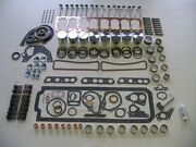 Deluxe Engine Kit 1950-1954 Pontiac 268 With 1 Op Gear 50 51 52 53 54