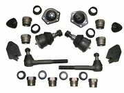 Front End Repair Kit 87 88 89 Chevrolet Truck P20 New With Ball Joints Tie Rods