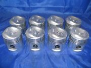 Pistons And Rings 50 51 52 53 Buick Special Super 263 New