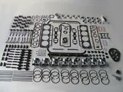 Most Complete Deluxe Engine Rebuild Kit W/ Rocker Arms 59 60 61 62 Cadillac 390