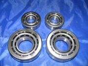 4 Front Wheel Bearings 41 42 46 48 49 Chevrolet Chevy