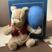 Pooh's Blue Balloon Winnie The Pooh Collection Japan Limited R John Wright Dolls