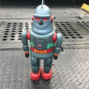 Osaka Tin Toy Institute Tetsujin 28 Go Action Figure 1960 Vintage From Japan F/s