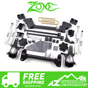 Zone Offroad 6 Suspension Lift 99-06 Chevy Gmc Silverado Sierra 1500 4wd C3n