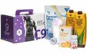 Clean 9 Forever Living 9 Day Detox And Weight Loss Vanilla