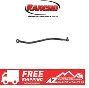Rancho 2-5 Lift Front Adjustable Track Bar For 84-01 Jeep Cherokee Xj Black Pc