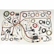 American Autowire 510379- Wiring Harness Kit For 60-64 Falcon/60-65 Comet