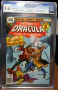 Dragonmiser Tomb Of Dracula 45 30 Cent Price Variant 9.6 Tied/highest Graded