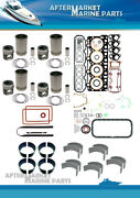 Complete Overhaul Kit For Volvo Penta Ad31a Aqad31a 31aseries 876099 876511