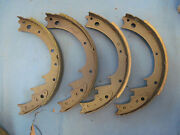 New Brake Shoes 1953-65 Chevrolet Ford Dodge Gmc Trucks And Jeep See Description