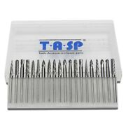 10pc Tungsten Carbide Rotary Burr Dremel Accessories For Rotary Tool