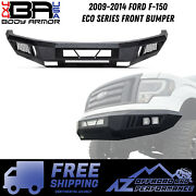 Body Armor 4x4 Eco Series Front Bumper For 2009-2014 Ford F-150 Pickup Truck