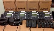 Lot Of 10 Polycom Soundpoint Ip 650 Ip650 2201-12630-001 Phone W Stand Handset