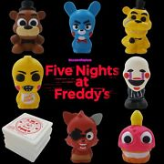 Five Nights At Freddyand039s Squishme Marshmallow Foam Collectible Fnaf