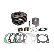 Athena Cylinder Kit 70cc 10 Mm Pin Without Cylinder Head For Mbk Cs 50 Ac Mach