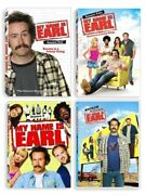 My Name Is Earl Complete Series Dvd Season 1-4 1 2 3 And 4 New Free Shipping