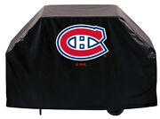Nhl - Montreal Canadiens Grill Cover Hockey Team Logo