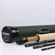Sage X Fly Rod 9 Ft 6 Wt - Free Hardy Reel - Free 2 Day Shipping