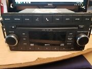 Jeep Liberty Dodge Nitro Oem 6 Disc Changer Am Fm Stereo Free Shipping