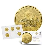 2016 Lucky Loonie Coin Pack For The Rio 2016 Olympic 5-loonies X 1
