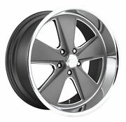 Cpp Us Mags U120 Roadster Wheels 18x8 Fits Oldsmobile Cutlass 442 F85
