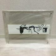 Mark Gonzales Original Art Drawing In Frame Supreme Collectible Skater Autograph