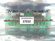 Horiba H340337 Led Indicator Interface Board Pcb Psc-01 Pd-201a Used Working