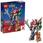 Lego Ideas Voltron Defender Of The Universe 21311 [building Kit Toy 2321 Pieces]